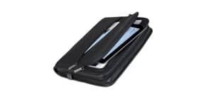 Cartella portadocumenti Alassio CARPO in pelle 28,5x7x36 cm A4 nero 30062 Immagine del prodotto