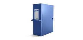 Cartella archivio portaprogetti Sei Rota Big - dorso 12 cm blu - 26x36 cm 68001207 Immagine del prodotto
