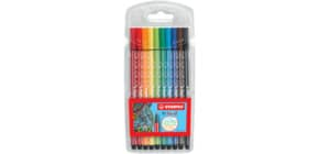 Faserschreiber Etui Pen 10ST Produktbild
