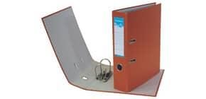 Ordner Klassik A4 7,5cm orange Produktbild