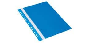 Schnellhefter PVC A4 dunkelblau DONAU 1704001-10 Multiloch Produktbild