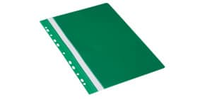 Schnellhefter PVC A4 grün Produktbild