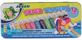 Temperafarbe 12 Stück Produktbild