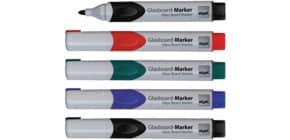 Kreidemarker 2-3mm 5ST sortiert Produktbild