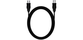 Cavo di prolunga Media Range USB 2.0 A/A 3m nero MRCS111 Immagine del prodotto