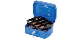 Geldkassette Gr.2 blau ProduktbildEinzelbildM