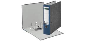 Ordner Pappe A4 8 cm blau Produktbild