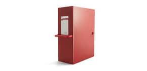 Cartella archivio portaprogetti Sei Rota Big - dorso 12 cm rosso - 26x36 cm 68001212 Immagine del prodotto