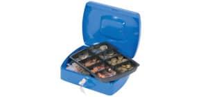 Geldkassette Gr.3 blau Produktbild