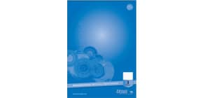 Arbeitsblock A4 50Bl Lin3 URSUS 040845003 Competence 90g Produktbild