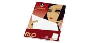 Briefblock A4 weiß ELCO 7131110 40Bl. Velin Produktbild