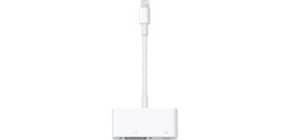 Apple Lightning to VGA Adapter MD825ZM/A Produktbild