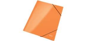 Dreiflügelmappe WOW A4 orange Produktbild
