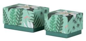Geschenkkarton Samoa sortiert RÖSSLER 13531600098 Produktbild