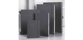 Notizbuch Tablet lin schwarz ProduktbildStammartikelabbildungM