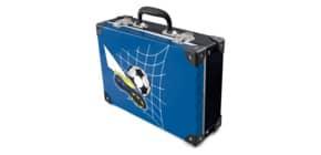 Handarbeitskoffer Soccer Team Produktbild