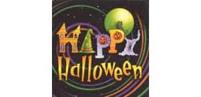 Motivserviette Halloween ProduktbildSingle ImageM