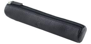 Schüttelpennal Leder grau Produktbild