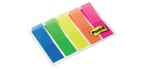 Index 12x43mm Leuchtf.transp. POST-IT 683-HF5EU 5x20St Produktbild