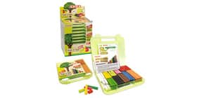Regoli ARDA 10 misure/10 colori in legno colorato Conf. 200 pezzi - 123 Immagine del prodotto