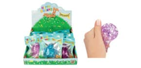 Quetschfigur Sticky Splash Ei sort. HAPPY DREAMS 950567 7x4,9cm Produktbild
