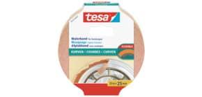 Kreppband f.Kurven beige TESA 56533-00001-00 25mm x25m Produktbild