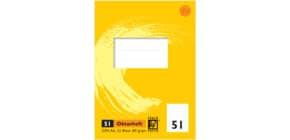 Oktavheft A6 32BL Lin52 kar. POWER PAPER 040994052 Produktbild