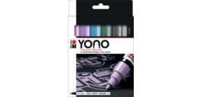 Kreativmarkerset YONO Pastell sortiert Produktbild