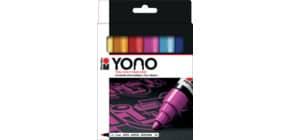 Kreativmarkerset YONO sortiert Produktbild