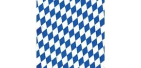 Geschenkpapierrolle 2mx70cm Bayernraute 03K30 691189 Produktbild