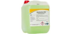 Spülmittel Klarspüler 10 Liter grün PUDOL 1420-10 Produktbild