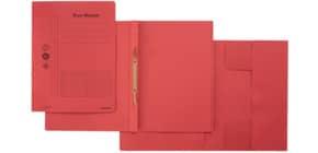 Combamappe A4 Karton rot Produktbild