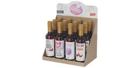 Rotwein 375ml Geburtstag sort. LA VIDA 428380 Für dich Produktbild