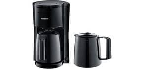 Kaffeemaschine +2TK schwarz SEVERIN KA 9252  Produktbild