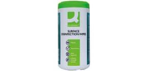 Reinigungstuch Desinfizierend 100ST weiß Produktbild