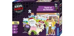 Krimi-Puzzle Die 3 ??? Reitturnier KOSMOS 680725 200 Teile Produktbild