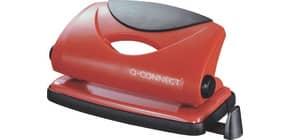 Perforatore a due fori Q-Connect rosso 10 fogli KF02154 Immagine del prodotto