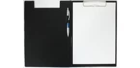 Cartella portablocco con molla Q-Connect A4 - Protocollo nero KF01300 Immagine del prodotto