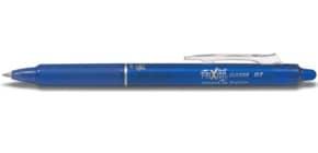 Penna a sfera cancellabile Pilot Frixion Ball Clicker 0,7 mm blu 006791 Immagine del prodotto
