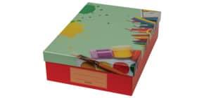 Schulbedarfsschachtel Creative Work DONAU 8400100 Produktbild