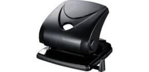 Perforatore a due fori Q-Connect nero 30 fogli KF01235 Immagine del prodotto