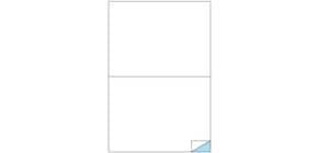 Etichette bianche MARKIN permanenti 210x148,5 mm senza margine conf. da 200 etichette - X210C509 Immagine del prodotto