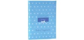 Babytagebuch  blau Produktbild