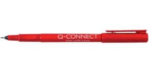 Fineliner Q-Connect 0.4 mm rosso  Conf. 10 pezzi - KF25009 Immagine del prodotto