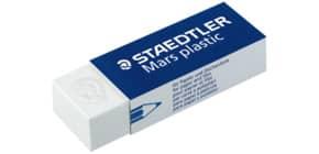 Plastikradierer  weiß Produktbild