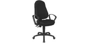 Drehstuhl mit Armlehnen B2 schwarz TOPSTAR 8050BBC0H Produktbild