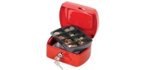 Geldkassette Gr.1 rot Produktbild