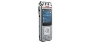 Registratore vocale digitale PHILIPS VoiceTracer  4110 argento DVT4110 Immagine del prodotto