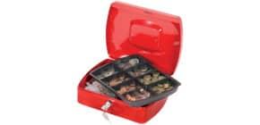 Geldkassette Gr.3 rot Produktbild