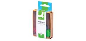 Magnet 20mm 6ST sortiert Produktbild